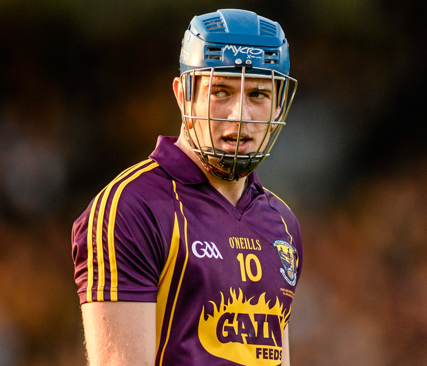 Jack Guiney is confident there is more to come from Wexford even after their fine start to the year. Photo: Sportsfile