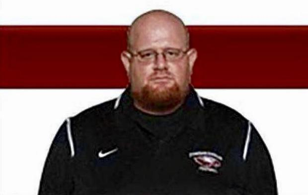 Aaron Feis died while selflessly shielding students (Photo via Twitter)
