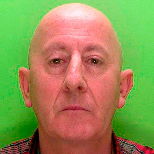 Convicted rapist Christopher Scott. Photo: Nottinghamshire Police/PA Wire