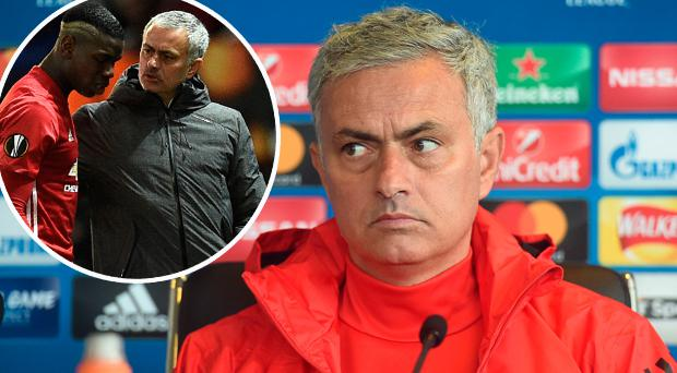 Mourinho cries about Manchester United's eight injuries