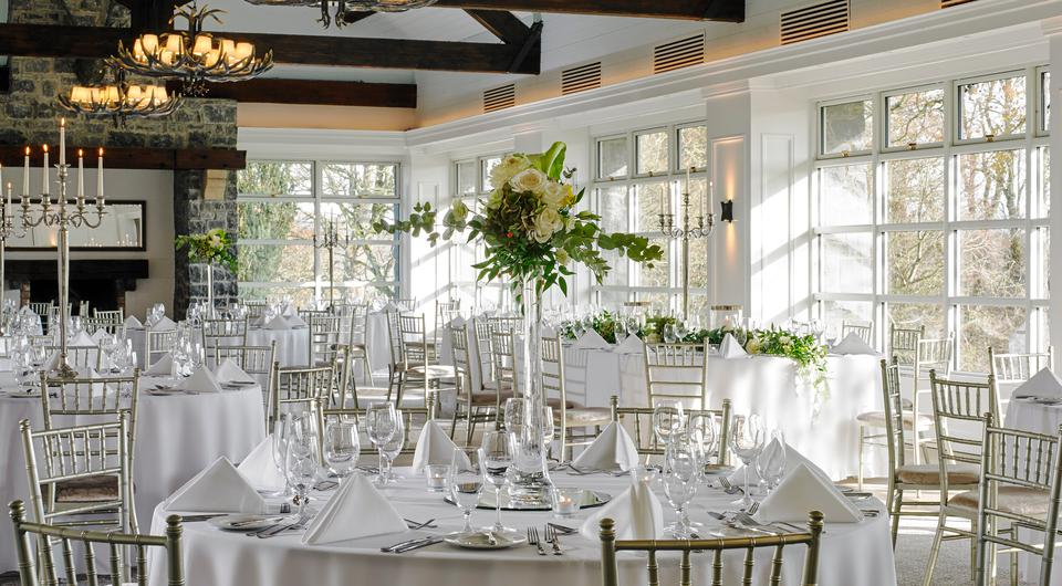 Visit The Stables - the new room at Mount Juliet Estate - this Sunday at the venue's wedding showcase