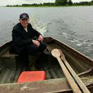 John Connell, the last farmer on Lough Ree, who passed away this week.
