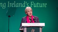 The Government's €116bn 'Project Ireland 2040' plan has been revealed. Photo: Kyran O'Brien