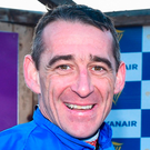 Jockey Davy Russell. Photo: David Fitzgerald/Sportsfile