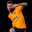 Jack Byrne has sporadically managed to light up Oldham's campaign. Photo: Sarah Ansell/Getty Images