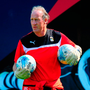 Coventry goalkeeping coach Steve Ogrizovic. Photo: Stu Forster/Getty Images