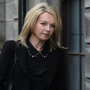 Claire Byrne pictured at the Four Courts. Pic: Collins Courts