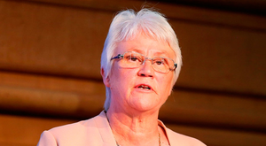 Minister Catherine Byrne welcomed the pilot injecting facility