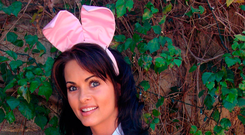Former 'Playmate of the Year' Karen McDougal