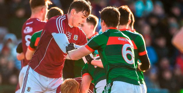 There was no commentator for Allianz League Sunday at Salthill last weekend