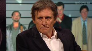 Gabriel Byrne on The Late Late Show