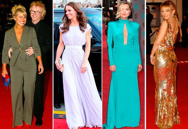 VOTE: What is your favourite BAFTAs red carpet look through the ...