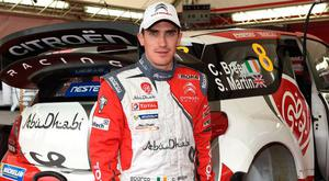 Craig Breen. Picture credit: Sportsfile.