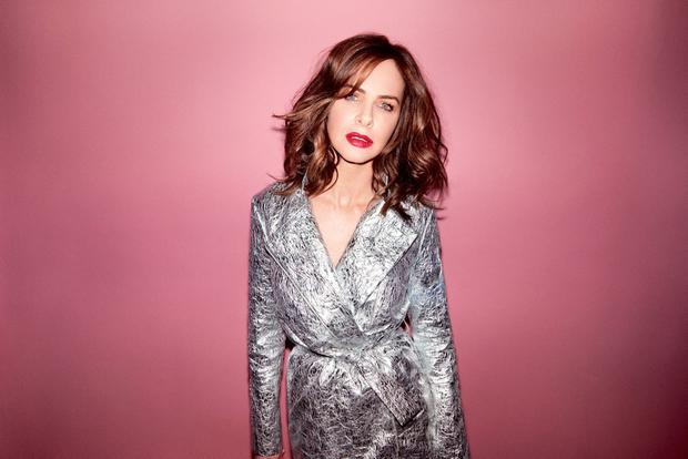 Reinvention: Trinny Woodall