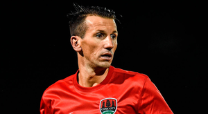 Liam Miller: 'A good friend'. Photo: Sportsfile