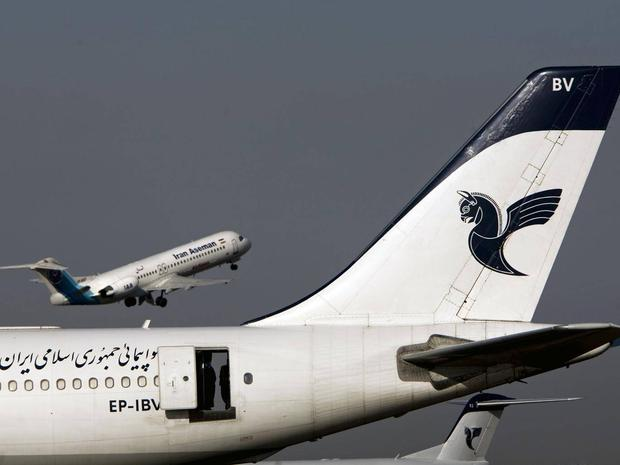 Aseman is Iran's third-largest airline by fleet size, behind state carrier Iran Air and Mahan Air REUTERS