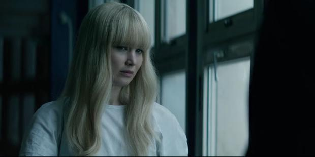 Red Sparrow: one scene changed to ensure 15 certificate