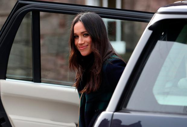 When she wakes up she has nowhere to go' - Meghan Markle is