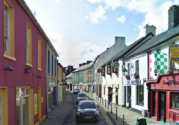Maiden St, Newcastle West. Pic: Google