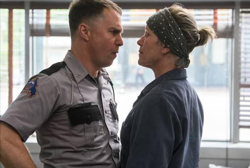 THREE BILLBOARDS OUTSIDE EBBING, MISSOURI Movie Review: EXCEPTIONAL!
