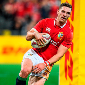 North injured his knee in November, but has now put two full shifts in for his club as well as coming off the bench for Wales against England. Photo by Stephen McCarthy/Sportsfile