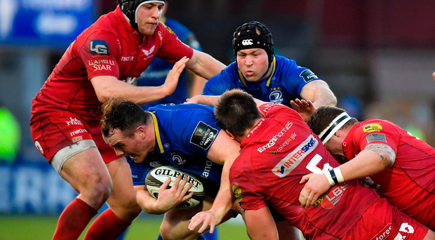 Leinster and Scarlets go head to head this weekend