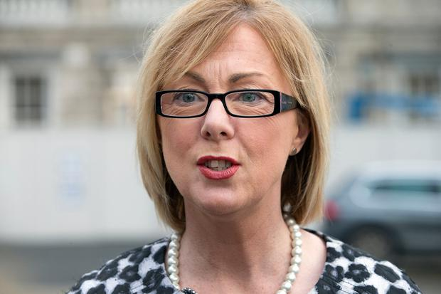 Social Protection Minister Regina Doherty admitted that the Government could not be complacent about repealing the Eighth. Photo: Tony Gavin