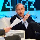 Founder of Bridgewater Associates Ray Dalio. Photo: Larry Busacca/Getty Images for The New York Times