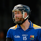 Longford's Cathal Mullane. Photo: Sportsfile