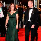 Prince William, Duke of Cambridge (R) and Catherine, Duchess of Cambridge attend the EE British Academy Film Awards (BAFTA) held at Royal Albert Hall on February 18, 2018 in London, England. (Photo by Chris Jackson/Chris Jackson/Getty Images)