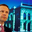 Latvia's Central Bank governor Ilmars Rimsevics REUTERS/Ints Kalnins/File Photo