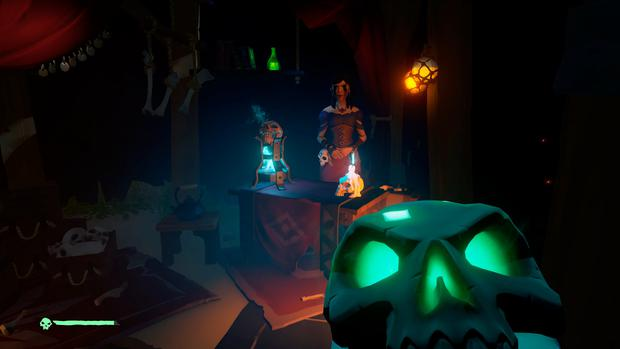 Sea of Thieves: This trading company known as the Order of Souls offers quests