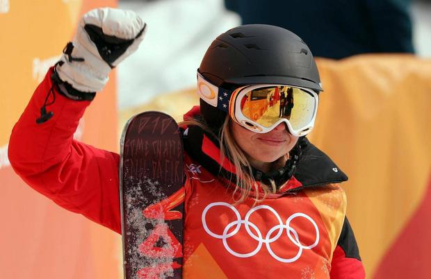 Elizabeth Swaney become an overnight sensation at the Winter Olympics by being the worst skier there. Getty