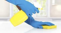 Regular use of cleaning sprays has an impact on lung health comparable with smoking a pack of cigarettes every day, according to a new study.