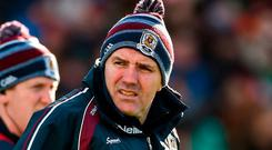 Galway manager Kevin Walsh. Photo: Diarmuid Greene/Sportsfile