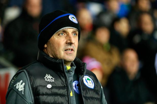 Former Sligo Rovers manager Paul Cook. Photo: Getty Images