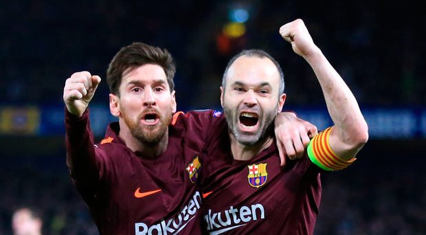 Barcelona's Andres Iniesta to reveal decision on China move 'this week'