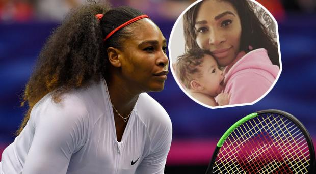 Serena Williams has revealed she nearly died following childbirth