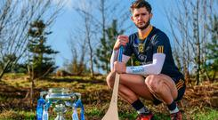 Paudie Foley is unsure whether he will be needed by Wexford after the Fitzgibbon Cup final. Photo: Sam Barnes/Sportsfile
