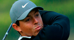 Rory McIlroy. Photo: Warren Little/Getty Images