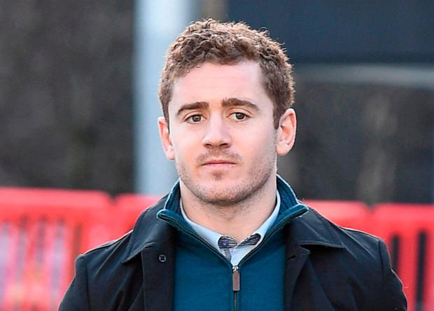 Ireland and Ulster rugby player Paddy Jackson. Picture: PA