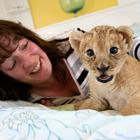 Dogs Trust supporter Linda Frew has adopted more than 10 rescue dogs in her life, and fostered many more on Dogs Trusts Home From Home Foster Care Scheme, but she is not your typical dog lover.