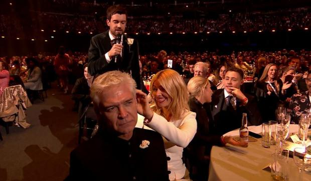 TV ad break gaff spoils Brits Awards results