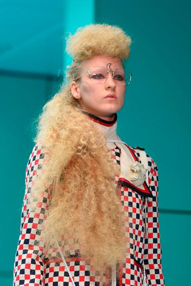 d699215ac Gucci models carried their own severed heads walking the runway in Milan -  Independent.ie