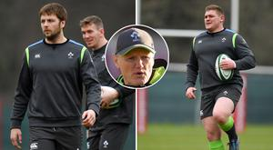 Iain Henderson and Tadhg Furlong have both been ruled out of the game with Wales