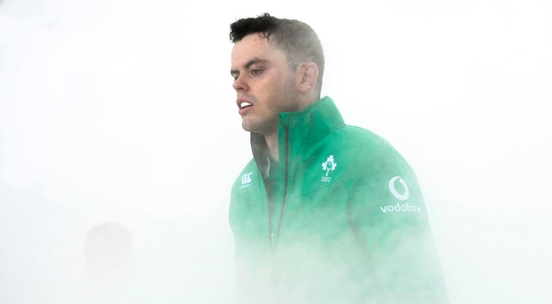 3 February 2018; James Ryan of Ireland ahead of the NatWest Six Nations Rugby Championship match between France and Ireland at the Stade de France in Paris, France. Photo by Ramsey Cardy/Sportsfile