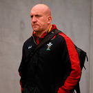 Welsh discipline will be key against Ireland, according to assistant coach Shaun Edwards. Photo: Sportsfile