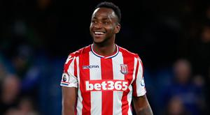 Berahino: Goal drought. Photo: Getty