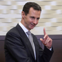 President Bashar al-Assad. Photo: AP