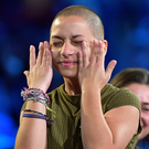 Florida shooting survivor Emma Gonzalez. Photo: AP